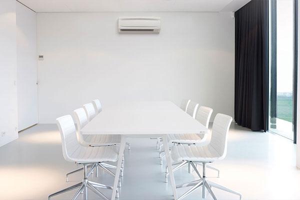 Climatiseur mural Daikin, salle de réunion