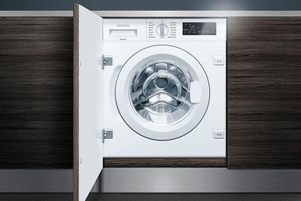 Lave-linge Siemens intégrable